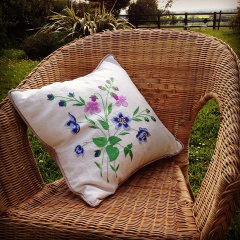 mum's cushion