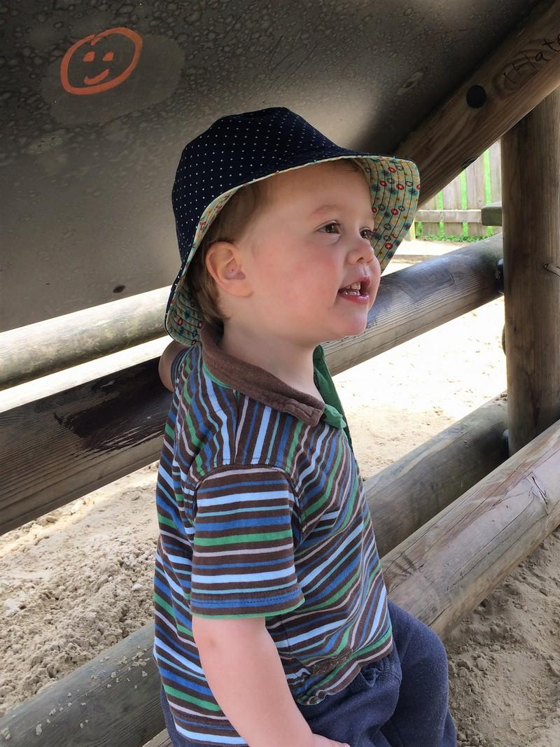 Gabriel's Bucket Hat 1