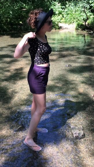 Short shorts 2