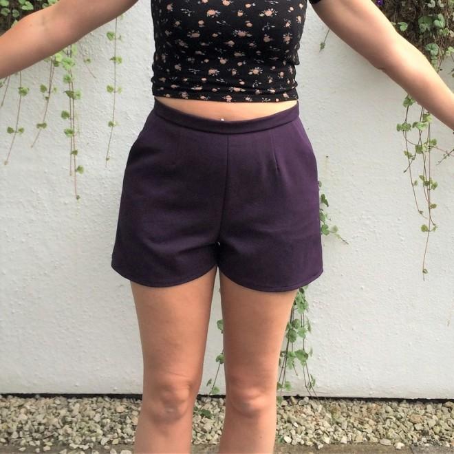Short shorts 5