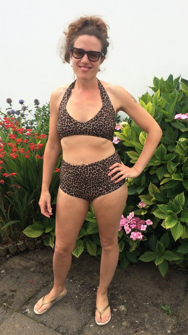 Flintstones Bikini 1